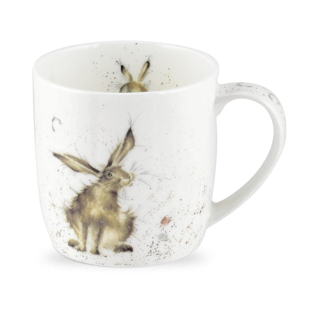 Royal Kitchen Design: Good Hare Day China Mug