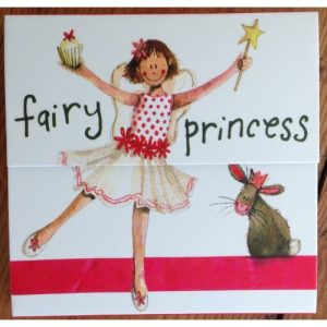 Fairy Princess Magnetic Notepad - Alex Clark Art