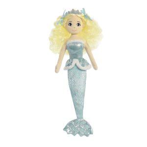 Sea Sparkles Mermaid Neva, 18 Inch - Aurora World