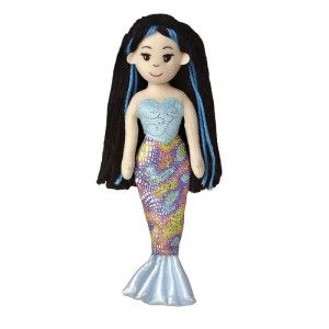 Sea Sparkles Mermaid Aqua, 10 Inch - Aurora World
