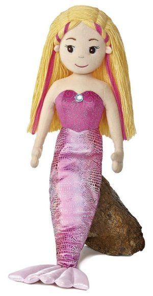 Sea Sparkles Mermaid Melody, 18 Inch - Aurora World