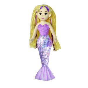 Sea Sparkles Mermaid Serena, 10 Inch - Aurora World