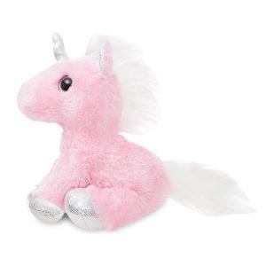 Sparkle Tales Pink Blossom Unicorn, 12 inch - Aurora World