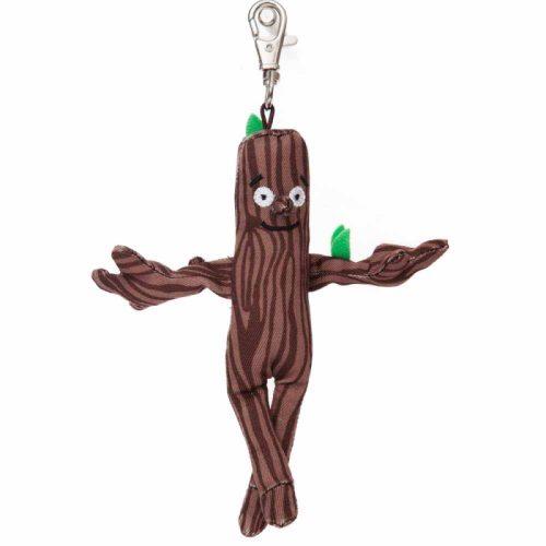 Stick Man Keyring / Backpack Clip - Aurora World