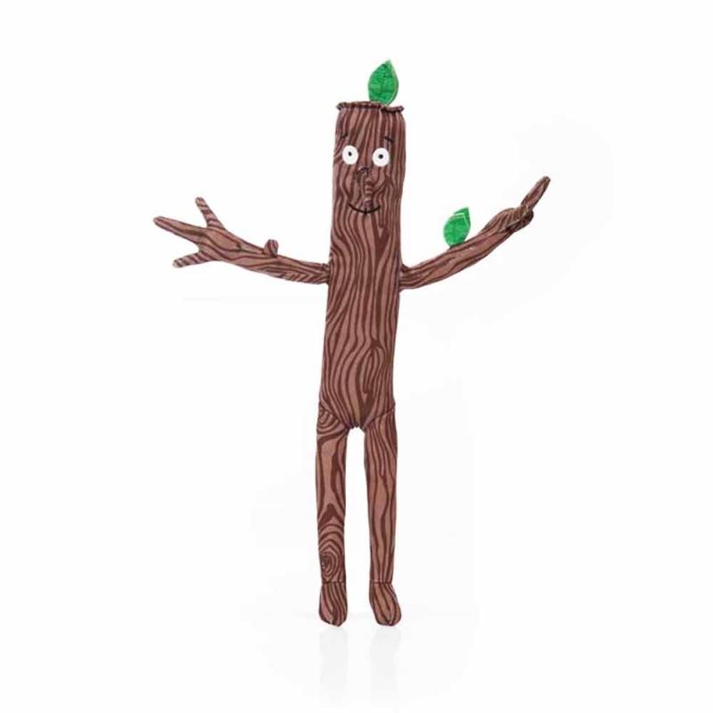 """Stick Man 13"""" Soft Toy - Aurora World"""
