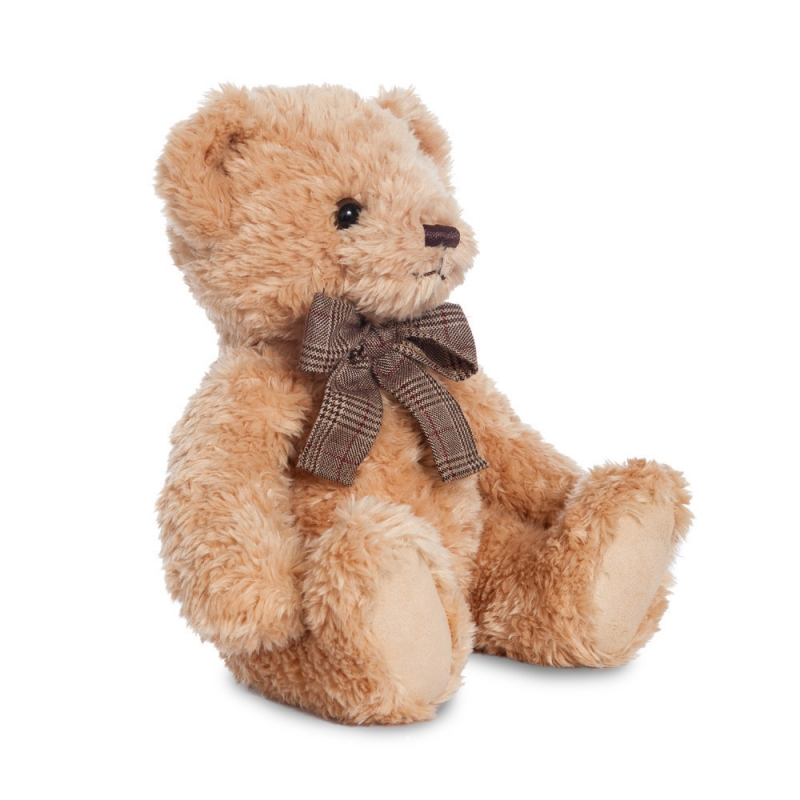 Aurora World James Traditional Teddy Bear