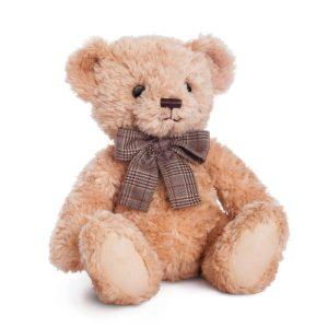 Aurora World James Traditional Teddy Bear - 13 Inch