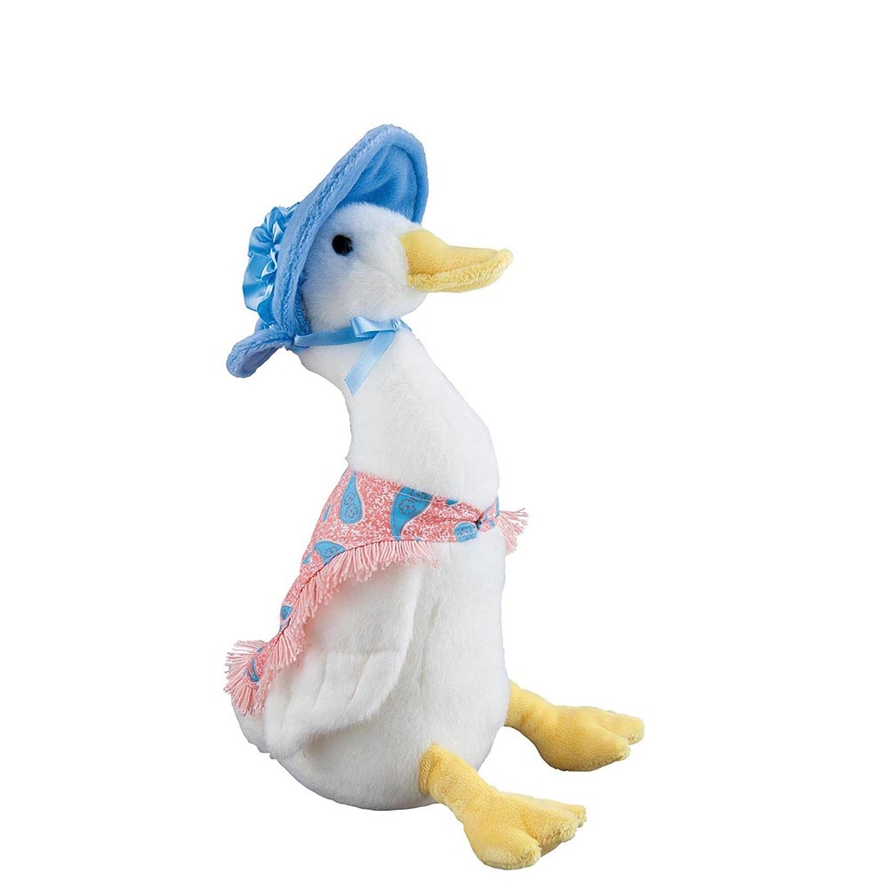 Jemima Puddle Duck Large Soft Toy - Beatrix Potter