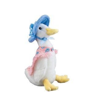 Jemima Puddle Duck Medium Soft Toy - Beatrix Potter
