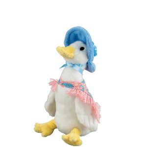 Jemima Puddle Duck Small Soft Toy - Beatrix Potter