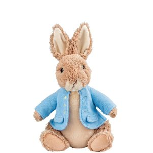 Peter Rabbit Large Soft Toy - Beatrix Potter