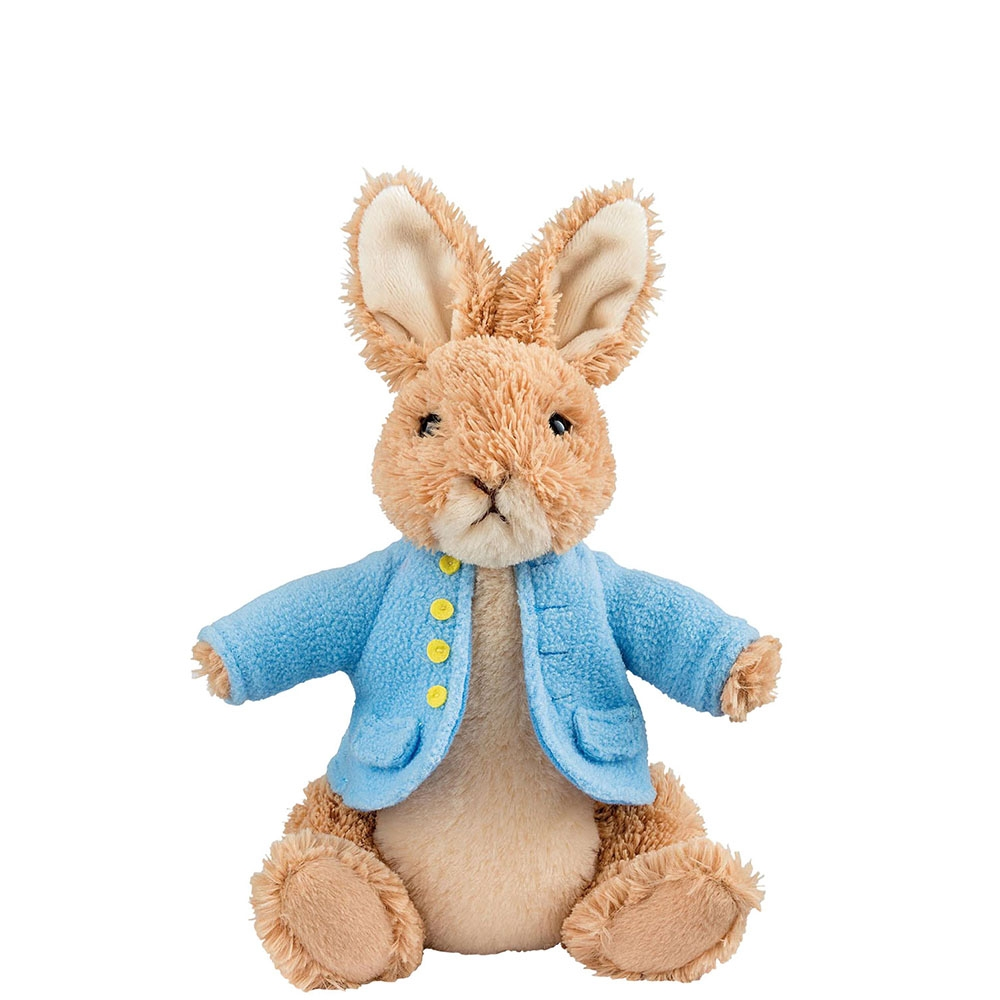 Peter Rabbit Medium Soft Toy - Beatrix Potter