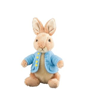 Peter Rabbit Small Soft Toy - Beatrix Potter