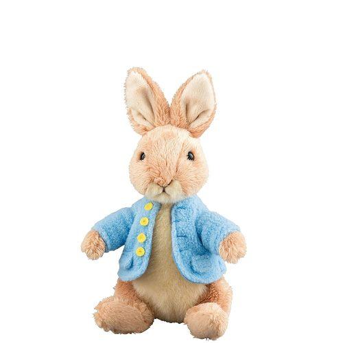 Peter Rabbit Small Soft Toy - Beatrix Potter