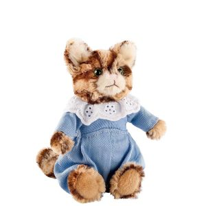 Tom Kitten Small Soft Toy - Beatrix Potter