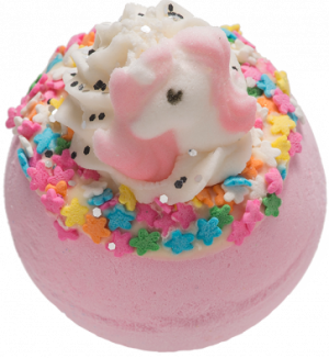 I Believe In Unicorns Bath Bomb, 160g - Bomb Cosmetics