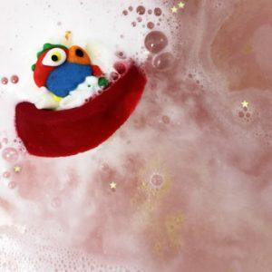 Parrot-Dise Bath Bomb, 160g - Bomb Cosmetics