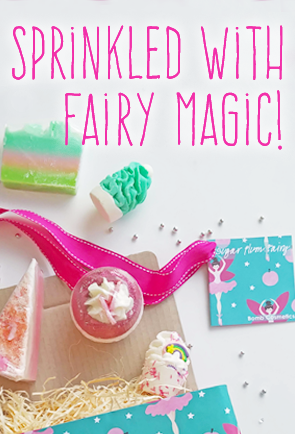 Sugar Plum Fairy Gift Pack - Bomb Cosmetics
