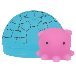 Bomb Surprise Large Bath Bomb 350g, The Pet Set - Bomb Cosmetics