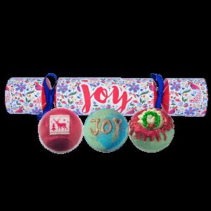 JOY Cracker Gift Pack - Bomb Cosmetics