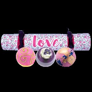 LOVE Cracker Gift Pack - Bomb Cosmetics