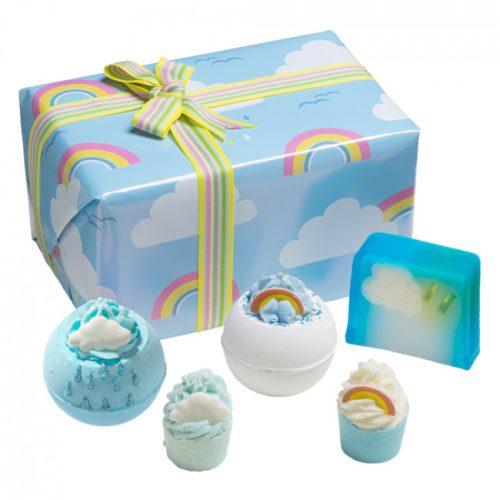 Right as Rain Rainbow Gift Pack - Bomb Cosmetics
