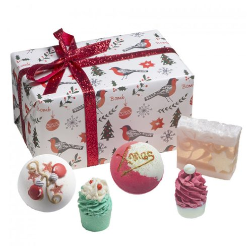 Robin The Rich Gift Pack - Bomb Cosmetics