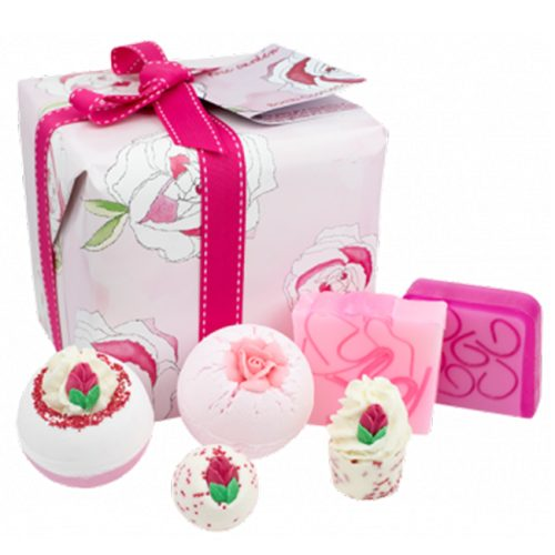 Rose Garden Gift Pack - Bomb Cosmetics
