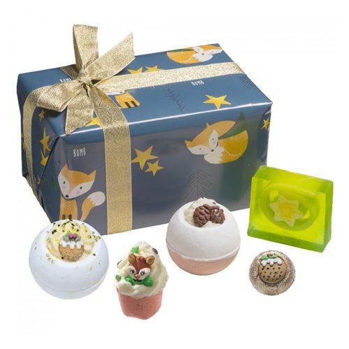 Silent Night Gift Pack - Bomb Cosmetics