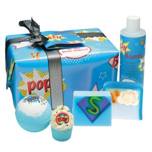 Superhero's Saviour Gift Pack - Bomb Cosmetics
