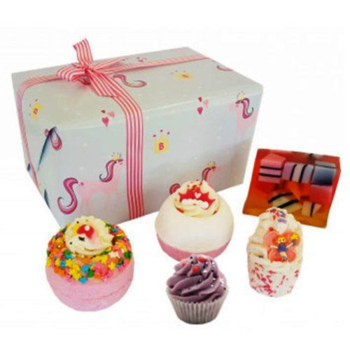Sprinkle of Magic Unicorn Gift Pack - Bomb Cosmetics