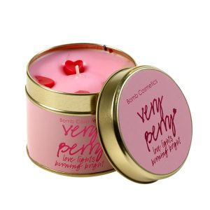 Very Berry Tinned Candle - Bomb Cosmetics