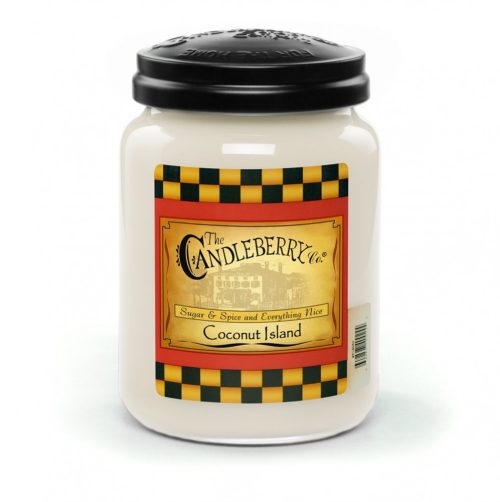 Coconut Island - Candleberry Candles