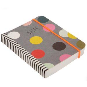 Pina Colada A6 Small Chunky Notebook - Caroline Gardner