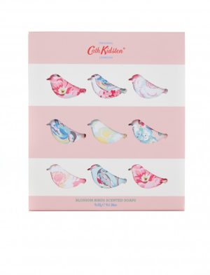 Cath Kidston - Blossom Birds Scented Soap Set