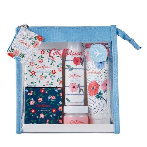 Cath Kidston - Posy Bunch Bath And Beauty Bag