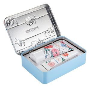 Cath Kidston - Posy Bunch Hand and Lip Tin
