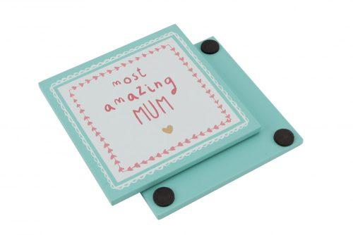 Most Amazing Mum Coaster