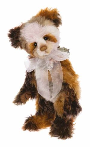 Charlie Mohair Year Bear 2017 – Charlie Bears (Isabelle Collection)