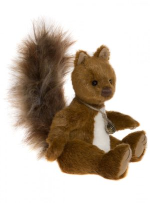 Berwick Squirrel – Charlie Bears CB175119B