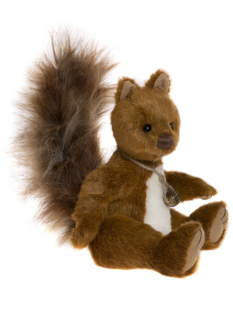 Berwick Squirrel – Charlie Bears CB175119B