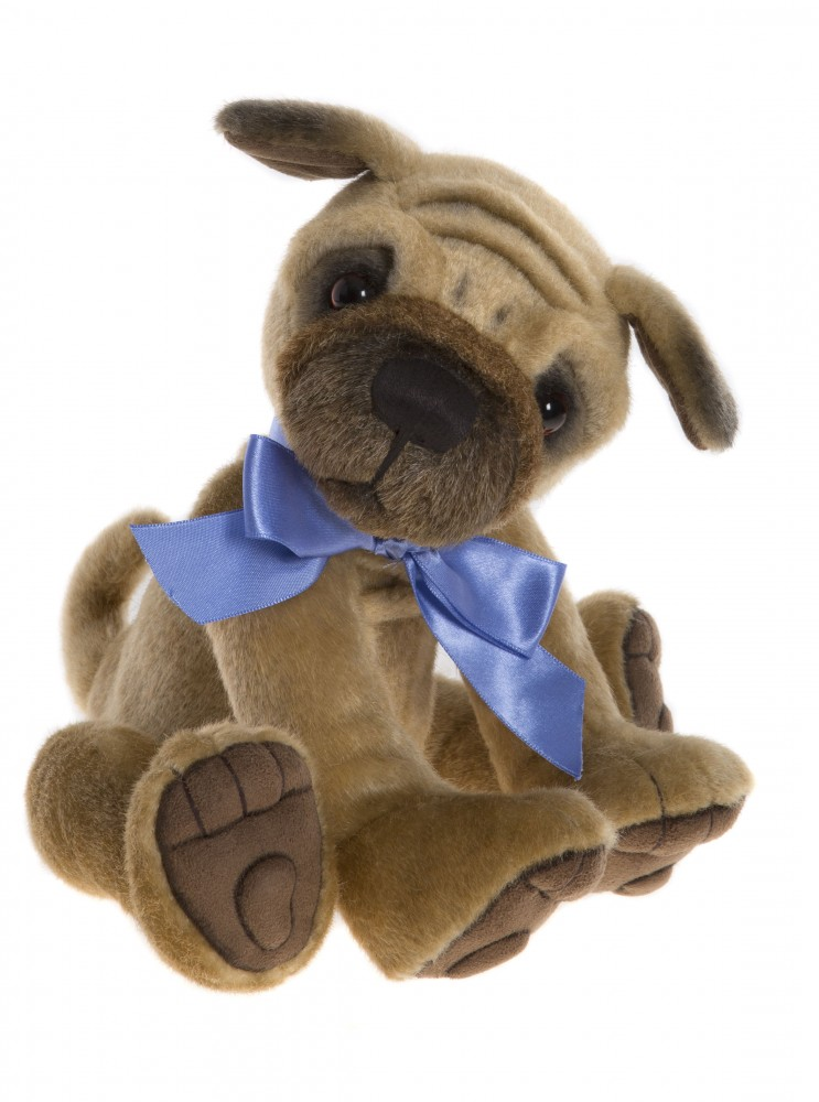 Biscuit Puppy Charlie Bears Cb175141 Fox And Lantern
