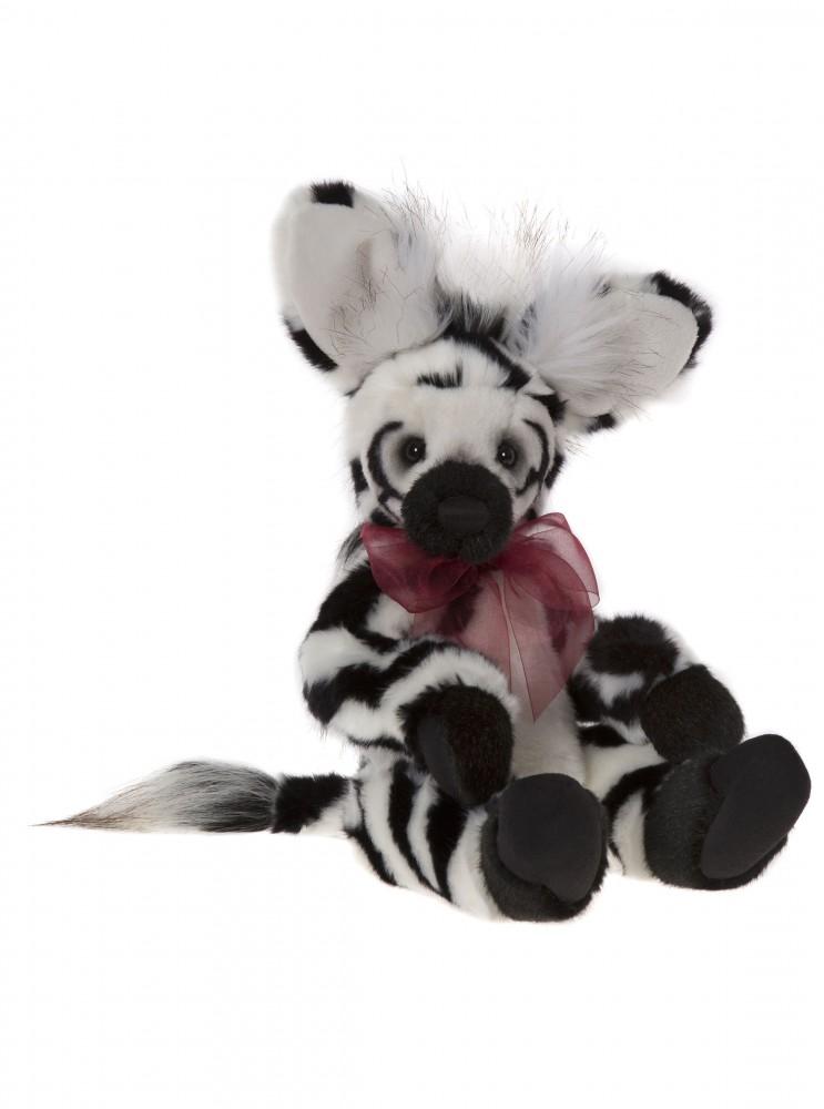 Humbug Zebra - Charlie Bears CB175153