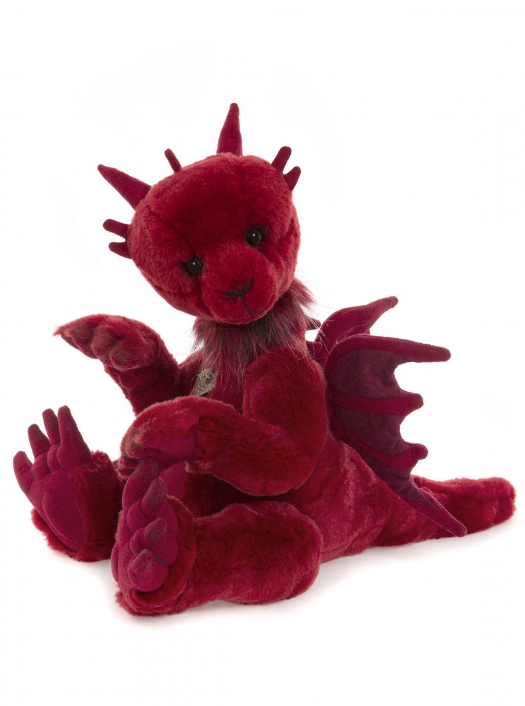 Seraphina Dragon – Charlie Bears Limited Edition CB175130