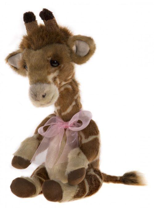 Stretch Giraffe - Charlie Bears CB171705