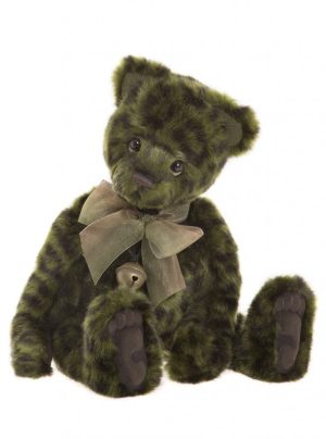 Lime Pickle - Charlie Bears CB181852A