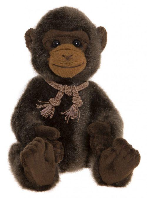 Isnee Chimpanzee – Charlie Bears Bearhouse BB183810