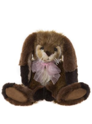 Carrots Rabbit, 28 cm - Charlie Bears Bearhouse BB193908