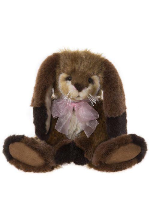 Carrots Rabbit, 28 cm - Charlie Bears Bearhouse BB193908