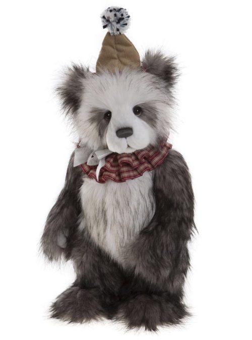 Giggleswick Plush Panda, 53 cm – Charlie Bears CB191929